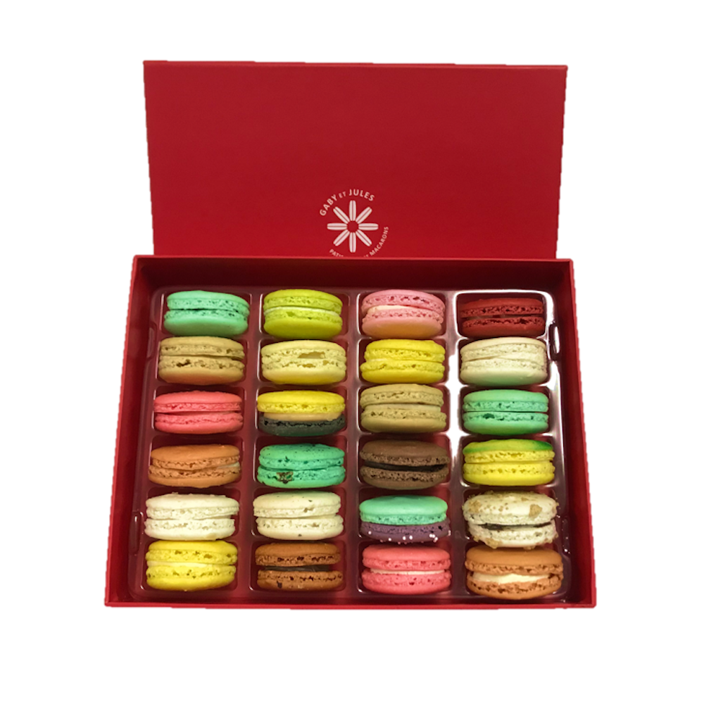 Build-Your-Own Macaron Box (24)
