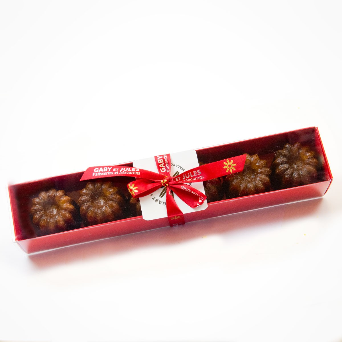 Box of 6 Cannelés