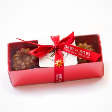 Box of 3 Cannelés